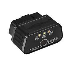 OBD2 II Car Diagnostic Scanner iOS Bluetooth V4.0 for Ford Toyota Hyundai Audi
