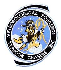US NAVY VPM-1 METEOROLOGICAL SQUADRON PATCH Typhoon Cha