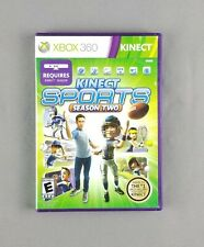 Kinect Sports: Season Two 2 (Microsoft Xbox 360, 2011)