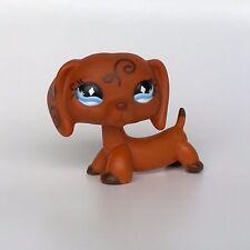 DACHSHUND #640 Littlest Pet Shop dog toys LPS dog  no magnet
