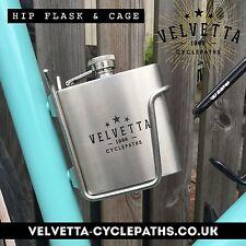 Velvetta Hip pallone e bicicletta ciclo Cage / conduttore (Eroica) rrp £ 39.99 Fixie