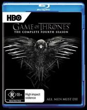 Game Of Thrones : Season 4 (Blu-ray, 2015, 5-Disc Set)