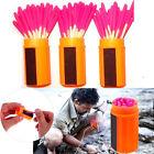 3 Box(60Pcs) Waterproof Windproof Survival Emergency Light Storm Matches Match T