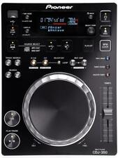 More details for pioneer cdj-350 usb cd media player - for recordbox - mp3 aiff