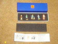 Tintin Mini Pixi - Land of Black Gold - 6 Lead Figures - Limited to 1500