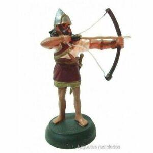 Roman archer Rome Lead soldier Figure Cavalry Almirall Palou