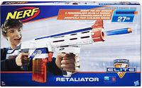 Hasbro Nerf 98696EU4 - N-Strike Elite Retaliator Spielzeugblaster 27m Reichweite