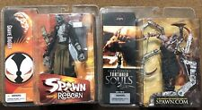 "Spawn Action figures ""Grave Digger"" and ""Zain"" By McFarlane Toys"