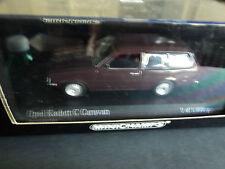 Minichamps 1/43 Opel Kadett C Caravan 1973-77 dark red