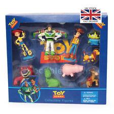 Buzz Lightyear Woody Dinosaur Bullseye Horse little green men Figure Toy No box