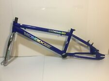 Mongoose Decade BMX Bicycle Frame & Fork 90's Old School Bike