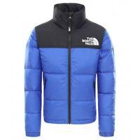 The North Face 1996 Retro Nuptse Down Jacket Bambino T93NOJ CZ6 Blue