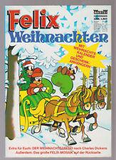Felix Weihnachten-Sonderheft 1972 Zustand (0-1/1) mit Adventskalender