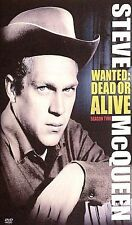 Wanted Dead Or Alive - Season 2 (DVD, 2007, 2-Disc Set) NEW/SEALED/SLIPCOVER