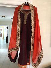 Bollywood Anarkali Salwar Kameez Pakistani Designer Indian Party Wear Suit New