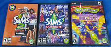 The Sims 2 Open For Business Expansion Pack Sims 3 Late Night + Sims Carnival