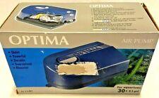 OPTIMA A-807 AIR PUMP BRAND NEW IN BOX AQUARIUMS