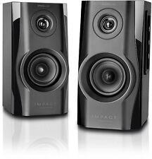 Speedlink Impact stereo Speakers schwarz