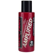 Manic Panic Amplified Semi Permanent Hair Color 118 mL Pillarbox Red