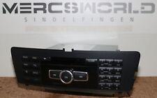Mercedes Comand NTG 4.5 Navigation ML W166 GL X166 Changer Head Unit A1669000109