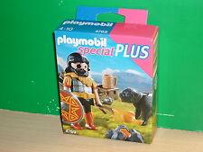 Playmobil Especial - Special Plus 4769 Bárbaro con perro