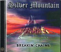 Silver Mountain - Breakin' Chains (2001 Album + 5 Bonus Tracks) 2015 CD (New)