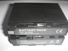 battery for SONY DCR-VX2000 DCR-VX2100 DCR-VX700 DCR-VX9 DSC-CD100 DSC-CD250