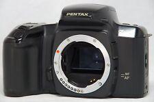 Pentax Z-20 35mm SLR Film Camera Black Body Only SN6035240