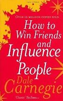 How To Win Friends and Influence People Dale Carnegie NEW