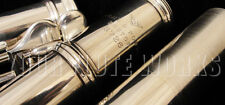 Verne Q. Powell Silver Flute #3726