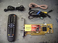 DIGIWAVE DGP-2388 VER 1.3 ANALOG NTSC PCI CYBER TV TUNER CARD