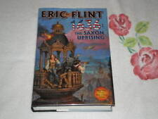 1636: The Saxon Uprising by Eric Flint   *Signed*