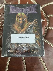 DarkChylde Mega Preview Clearchrome Set Factory Sealed