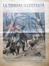 La Tribuna Illustrata 20 Gennaio 1924 Denver New York Pirandello Parigi Giappone