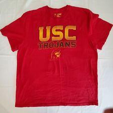 Trojans Apparel USC Trojans Red T shirt Men's Size 3X