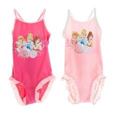 Vêtements maillots de bain rose Disney pour fille de 2 à 16 ans