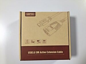 USB 3  Active Extension Cable 5m length