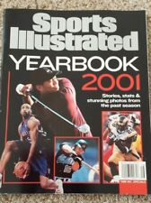 SPORTS ILLUSTRATED MAGAZINE 2001 YEARBOOK