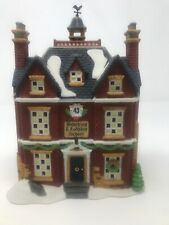 Dept. 56 - Dickens Village Series - Boarding And Lodging School - #5810-6
