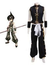 [DLA001] Shaman King Tao Ren Shaman Fighting Uniform Cosplay