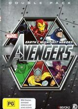The Avengers: Earth's Mightiest Heroes! - Double Pack 2 ( . - DVD - NEW Region 4