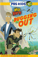 Wild Kratts: Road Trip Ready - Bugging Out (DVD, 2014)