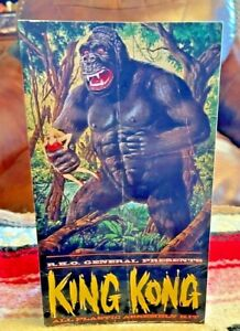 King Kong Aurora Model Kit Repro.Box Top Tabletop Standee