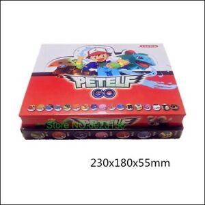 New 12Pcs Pokeball Set Pokemon GO Pikachu Kids Toys Gift for Action Figures
