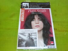 PATTI SMITH - ELECTRIC LADY - FRENCH SPECIAL ISSUE + 30 MINUTES LIVE PROMO CD!!!