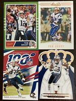 2019 Chronicles New England Patriots 13 Card Lot- Brady, Harry, Gronk, WINO ++++