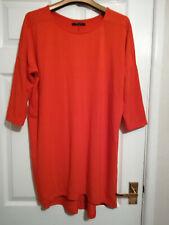 Mohito Red Dress/Tunic Size M