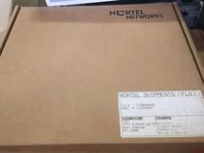 NORTEL DJ1404001 XLR1297SF CPU MODULE FOR ACCELAR 1200 & 1250 MODULAR CHASSIS