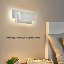 Lampe de décoration murale à LED murale moderne, 12W (Blanc)
