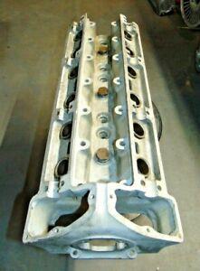 Jaguar XKE E-Type Cylinder Head C28300 WM7286 HG674- Looks Worked Decades Ago-MV